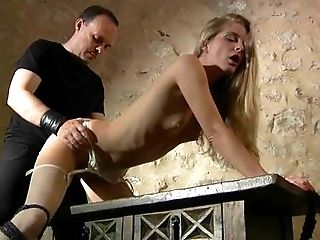 BDSM, Blonde, Blowjob, Bondage, Boobless, Caucasian, Couple, Domination, Ethnic, Fetish,