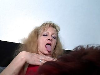 Amateur, FFM, German, Mature, Moaning, Old,