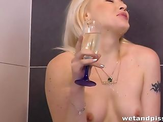 Amateur, Ass, Beauty, Boobless, Clamp, Close Up, HD, Masturbation, Pissing, Pussy,