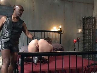 Ass, BDSM, Black, Bondage, Mistress, Rough, Sexy, Slap, White,
