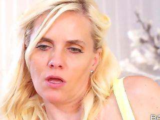 Amazing, Ass, Blonde, Blowjob, Bold, Doggystyle, FFM, Hardcore, Natural Tits, Panties,