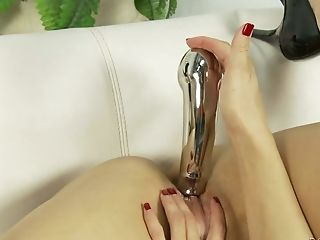Boobless, Brunette, Exhibitionist, Gangbang, Hardcore, HD, Legs, Natural Tits, Party, Sex Toys,