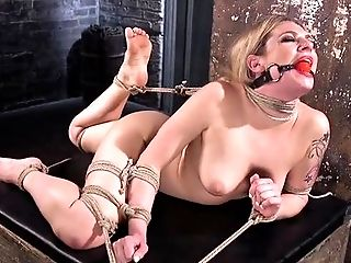 Anal Sex, BDSM, Blonde, Bondage, Caucasian, Couple, Domination, Ethnic, Fetish, HD,