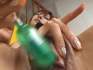 Cute, Dildo, Ethnic, Felching, Hardcore, Insertion, Masturbation, MILF, Phone, Pussy,