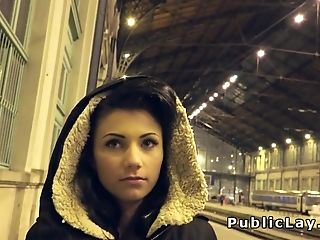 Amateur, HD, Hungarian, Outdoor, Public, Reality,