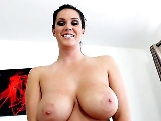 Alison Tyler, Audition, Babe, Behind The Scenes, Big Tits, Brunette, Caucasian, Funny, HD, Pornstar,