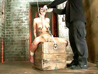 Alexa Nicole, BDSM, Dungeon,