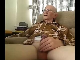 Amateur, Daddies, Fondling, Grandpa, HD, Masturbation, Webcam,