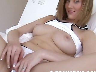 Big Tits, Carli Banks, Close Up, Masturbation, Model, Natural Tits, Pussy, Sex Toys, Shaved Pussy, Solo,