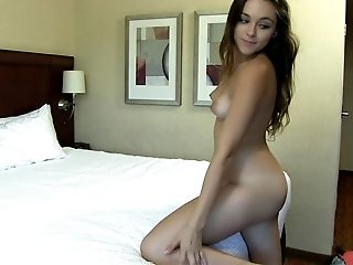 Amateur, Ass, Audition, Babe, Bedroom, Casting, Cum Swallowing, Cute, Dick, From Behind,