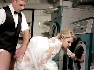 Anal Sex, Ass, Bareback, Blowjob, Bold, Bra, Bride, Couple, Cowgirl, Handjob,