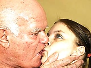 Amateur, Grandpa, Horny, Old And Young, Teen,