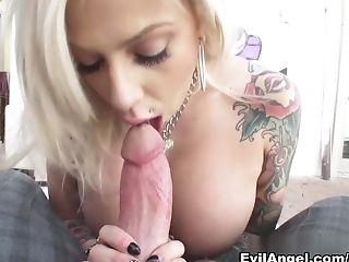 Anal Sex, Big Ass, Big Tits, Blonde, Forest, Pornstar, Vyxen Steel,