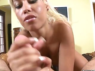 Anal Sex, Big Ass, Blonde, Bridgette B, Dick, Handjob, Hardcore, HD, Interracial, Latina,