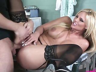 Big Ass, Big Cock, Big Tits, Blonde, Dentist, Hardcore, HD, Phoenix Marie,