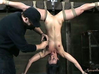 Gata, Bdsm, Bondage , Grosseira, Submisso ,