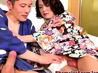 HD, Japanese, Kinky, Ladyboy, Masturbation, Shemale, Tranny,
