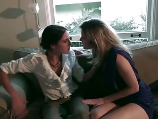 Amateur, Anal Sex, Big Ass, Brunette, First Time Lesbian, HD, Homemade, Kara Price, Lesbian, Lesbian Seduction,