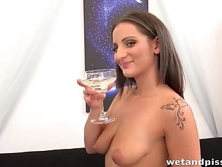 Babe, Bold, Brunette, Czech, Dildo, European, Fetish, Fingering, Golden Shower, HD,