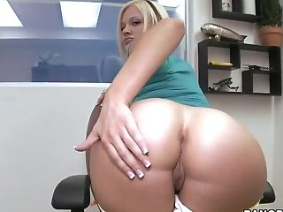 Blonde, Blowjob, Bold, Boss, HD, Horny, Jasmine Jolie, Secretary, Teen,