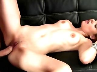 Blowjob, Couch, Cowgirl, Deepthroat, Doggystyle, HD, Peaches, Riding, Rough, Shaved Pussy,