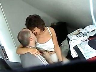 Hidden Cam, Kissing, Mature, Riding, Wife,