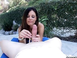 Stupendo, Sesso Anale, Pompino, Piatta, Bruna, Facial, Sega, Hd, India Summer, Lesbica,