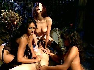 All Holes, American, Annie Cruz, BDSM, Bondage, Dick, Domination, Fetish, Gangbang, Group Sex,