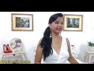 Cute, Latina, Webcam,