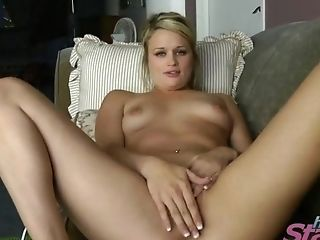 Ass, Blonde, Close Up, Cunt, Cute, Green Eyes, Heather Starlet, Lollipop, Masturbation, Moaning,