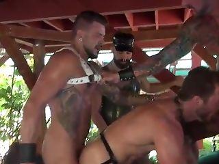 Anal Sex, Bareback, Bear, Blowjob, Daddies, Group Sex, Hunk, Muscular,