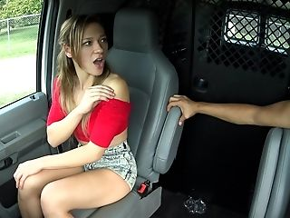BDSM, Blonde, Bondage, Car, Cute, Domination, Gagging, Hardcore, Helpless, Punishment,