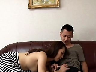 Asian, Babe, Blowjob, Couple, Cowgirl, Dick, Doggystyle, Handjob, Hardcore, Japanese,