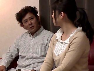 Felching, Japanese, Nipples, Voyeur, Wife,