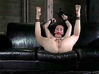 BDSM, Big Black Cock, Bondage, Fetish, Hardcore, Submissive, Tied, Torture,