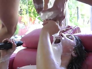 Anal Sex, Ass, Cum In Mouth, Cumshot, Doggystyle, Hardcore, HD, Latina, Masturbation, Outdoor,