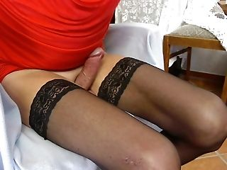 Crossdressing, HD, Kinky,