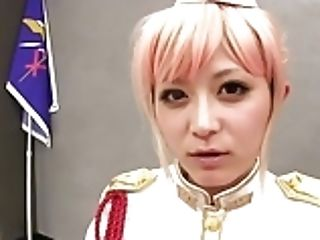Big Tits, Cosplay, Cum, Cumshot, HD, Japanese, Titjob,