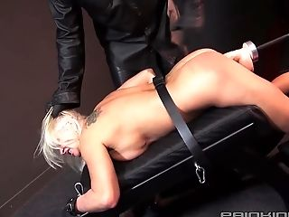 BDSM, Fucking, Fucking Machine, HD, MILF, Spanking,
