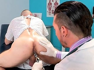 Anal Sex, Ass, Big Cock, Blowjob, Clinic, Cute, Dick, Doctor, Hunk, Muscular,