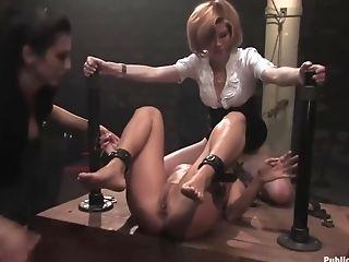 BDSM, Cecilia Vega, Fetish, French, HD, Submissive,