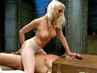Bondage, Dick, Domination, Dutch, Handjob, Lorelei Lee, Mistress, Pantyhose, Pussy, Submissive,