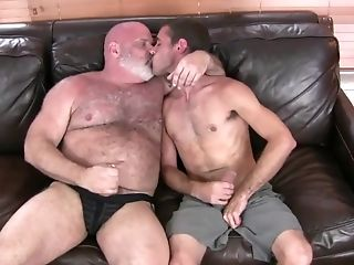 Bareback, Bear, Cute, Daddies, HD, Mature, Old And Young,