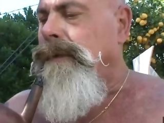 Anal Sex, Boy, Cigarette, Daddies, Fetish, Fucking, Game, Leather, Nipples, Outdoor,